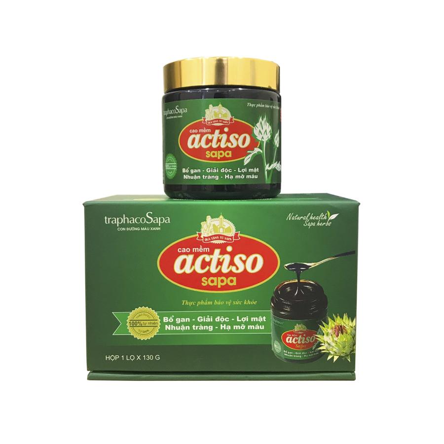 Thực phẩm chức năng Cao mềm Actiso Sapa (130g)