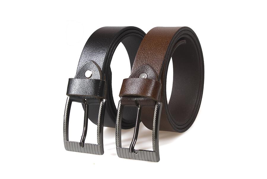 Thắt lưng nam, dây nịt nam da bò nguyên tấm Manzo 130 – tặng đinh đục lỗ tiện lợi – bảo hành 1 năm