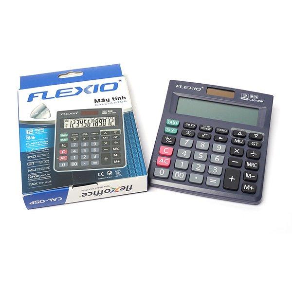 Máy tính Flexoffice FLEXIO CAL-05P - Trắng