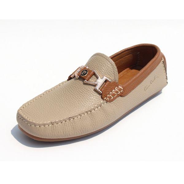 Giày lười cao cấp Pierre Cardin PCMFWLB075BEG màu be
