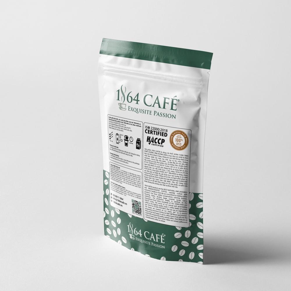 Gói 120g Specialty coffee nguyên hạt rwanda musasa cà phê hảo hạng exquisite®