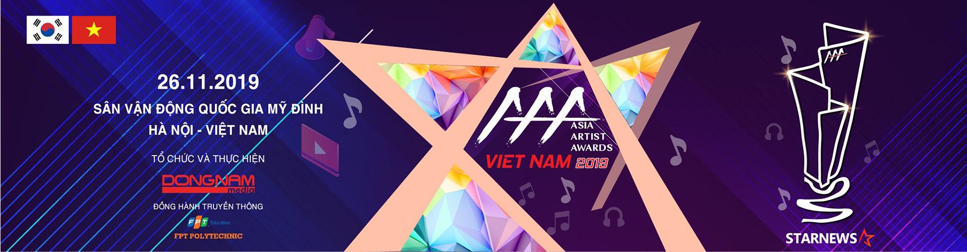 Mua vé Asia Artist Awards - Shop VnExpress