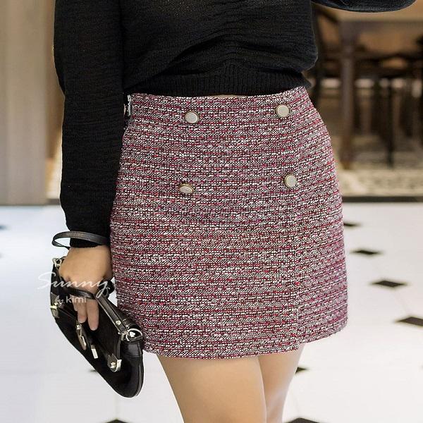 Chân váy bố lót quần Kimi - VN190029