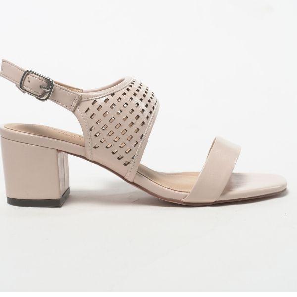 Giày cao gót Pierre Cardin PCWFWSD092CRM màu kem