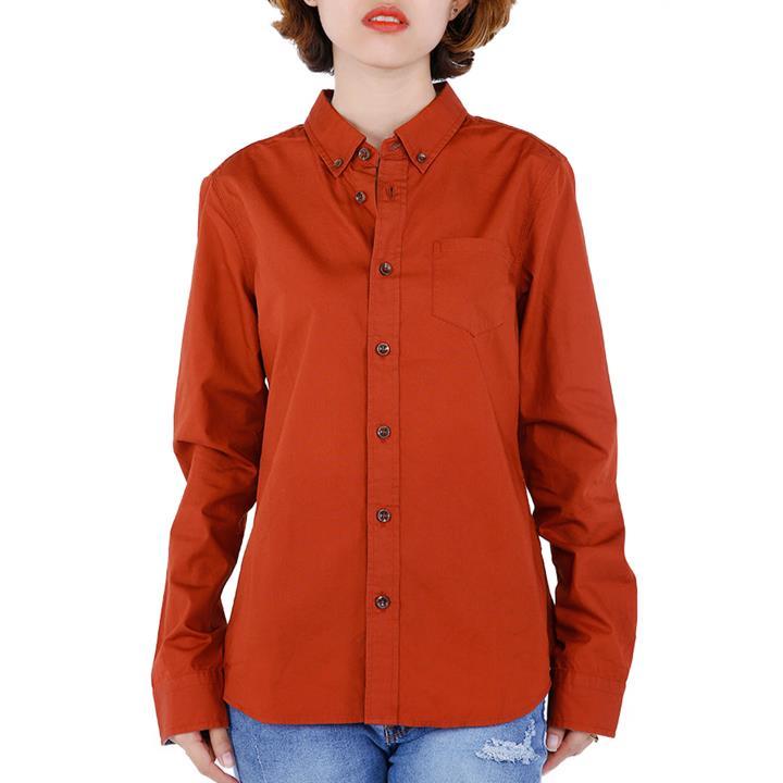 Áo sơ mi nữ Hàn Quốc Orange Factory UBT3WC3003 - 90