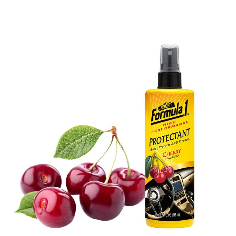 Chất bảo dưỡng nội thất 2 trong 1 hương cherry FORMULA 1 315ml (Hàng Mỹ)