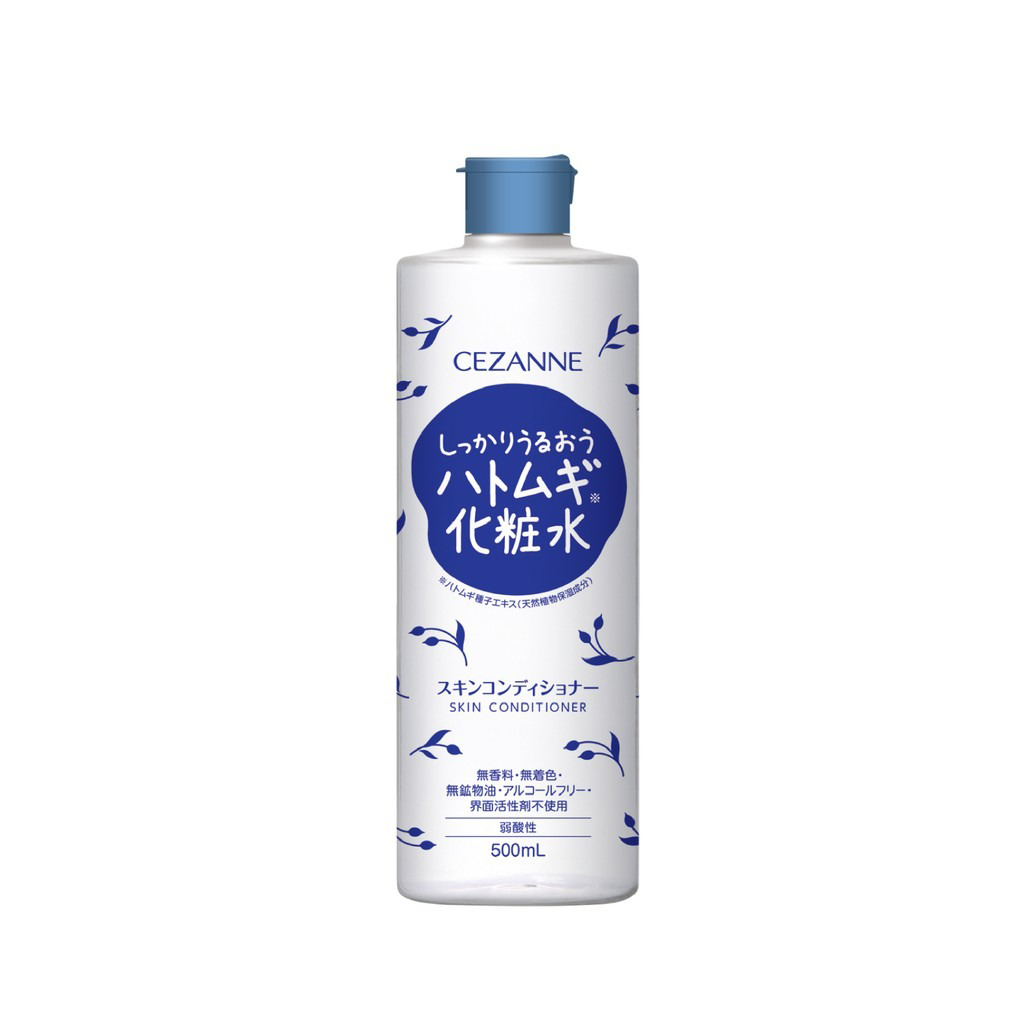 Dung dịch dưỡng ẩm Cezanne Skin Conditioner - 500ml