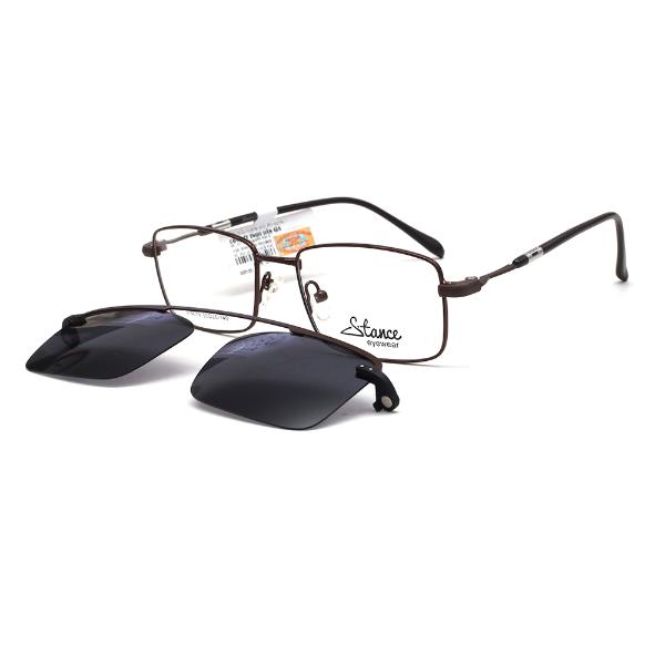 Gọng kính clip on Stance-6019-O chính hãng
