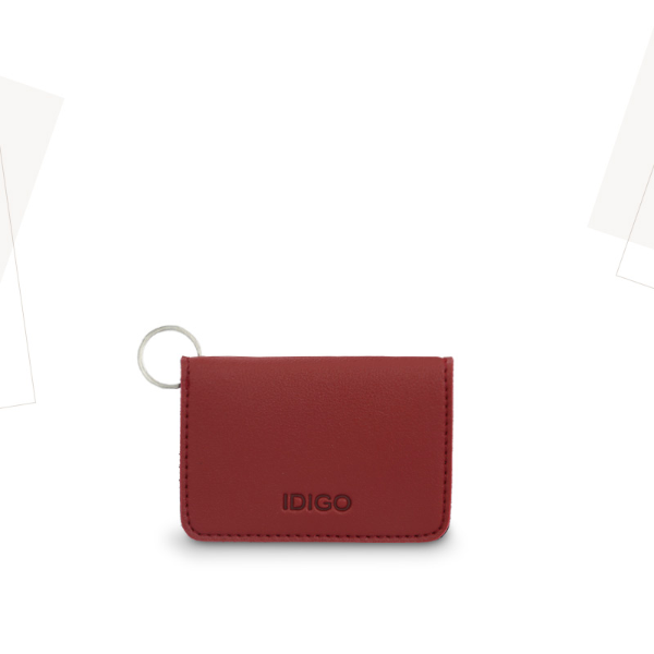 Móc chìa khoá kèm ví mini IDIGO FW2-009-00