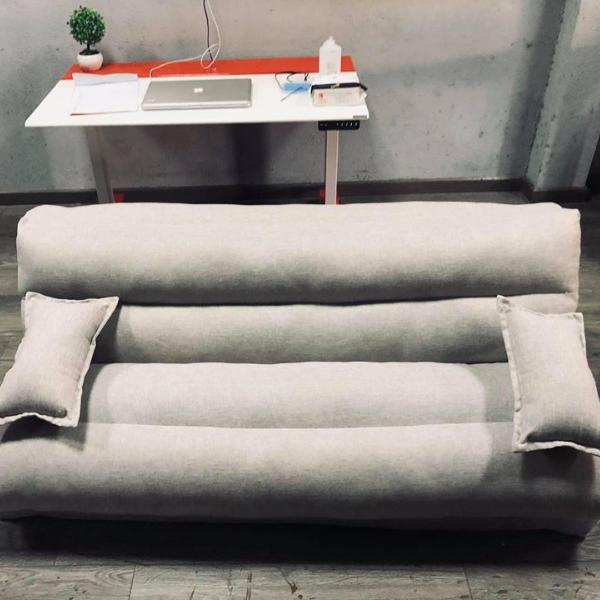 Sofa Giường gấp Tatami Bed xám SIZE M - Nội thất Gọn
