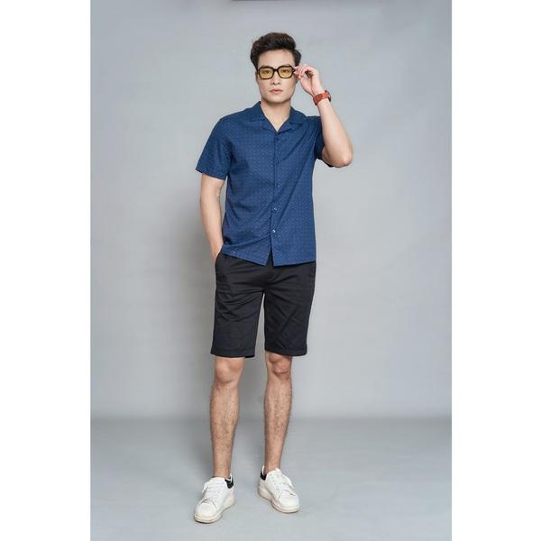 Kisetsu – quần lửng kaki nam – nâu nhạt KI131702