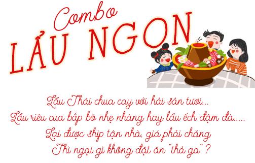 Combo Lẩu