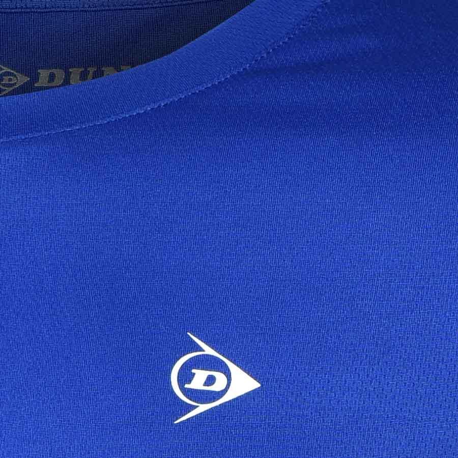 Áo cầu lông nam dunlop - dabas9101-1