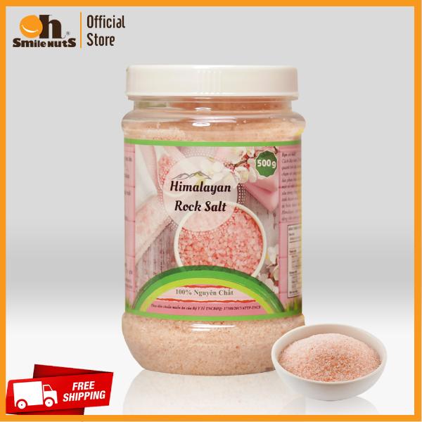 Muối hồng himalaya dạng nhuyễn (500g)