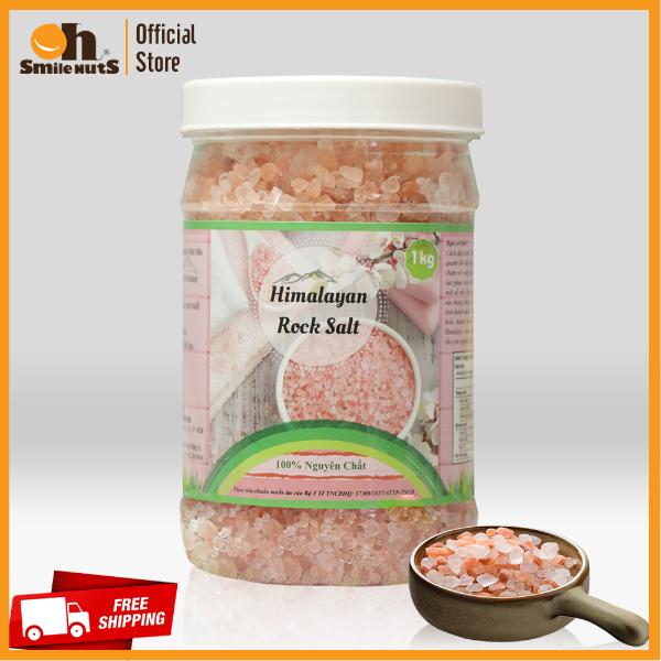 Muối hồng himalaya dạng hạt (1kg)