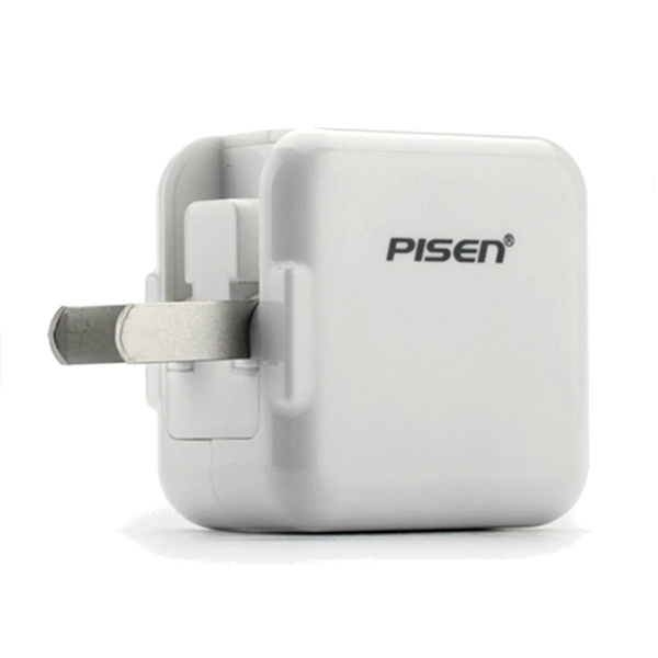 Sạc Pisen USB Charger 2A – All in One
