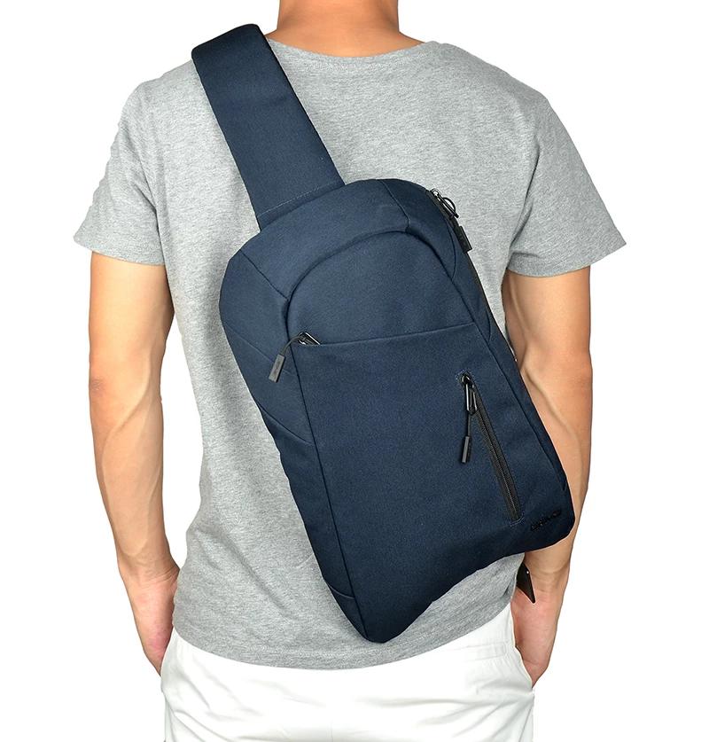 Túi đeo chéo Agva traveller crossbody 12inch ltb362