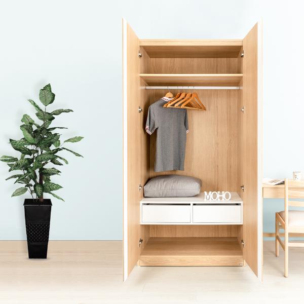 Tủ quần áo gỗ MOHO VIENNA 201