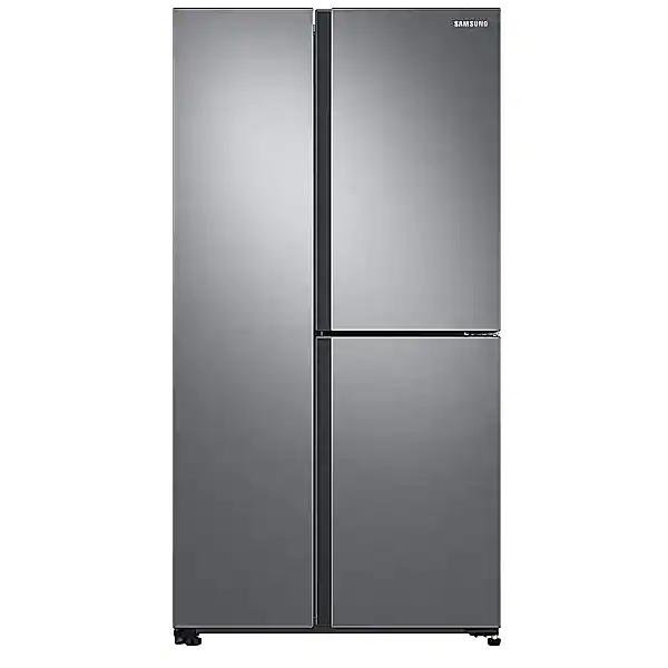 Tủ Lạnh Side By Side Inverter Samsung RS63R5571SL SV