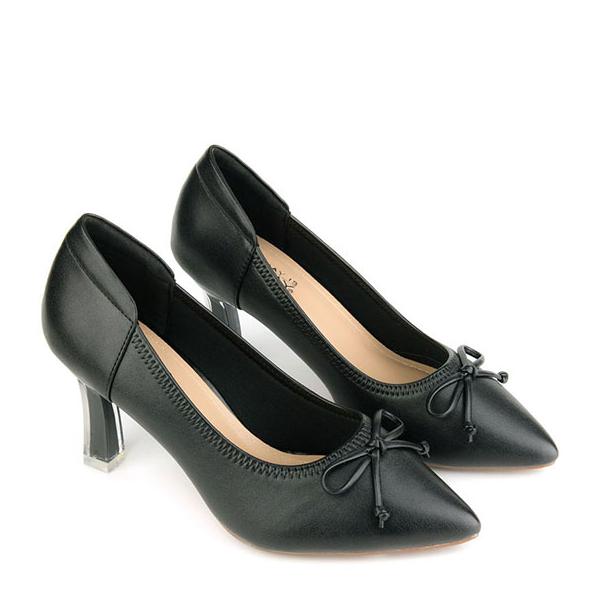 Giày cao gót 7cm da mờ cao cấp Vasmono 013