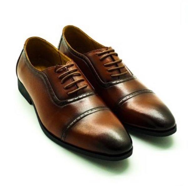 Giày tây nam Pierre Cardin PCMFWLE715BRW màu nâu