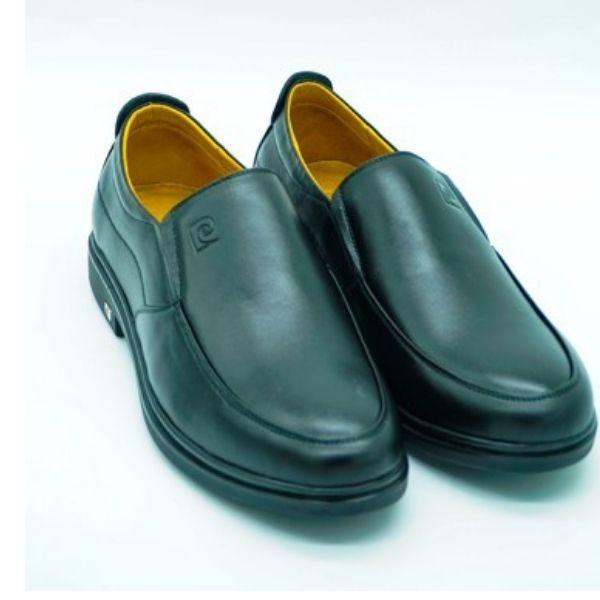 Giày da nam Pierre Cardin PCMFWLE702BLK màu đen