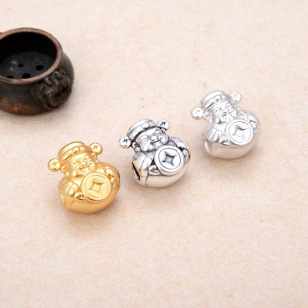 Charm ông thần tài - Ngọc Quý Gemstones