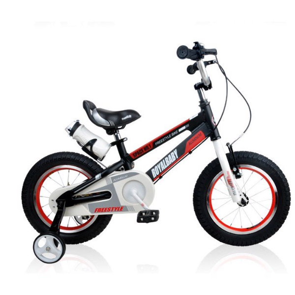 Xe đạp trẻ em RoyalBaby Space No.1 12 cho bé 2-9 tuổi