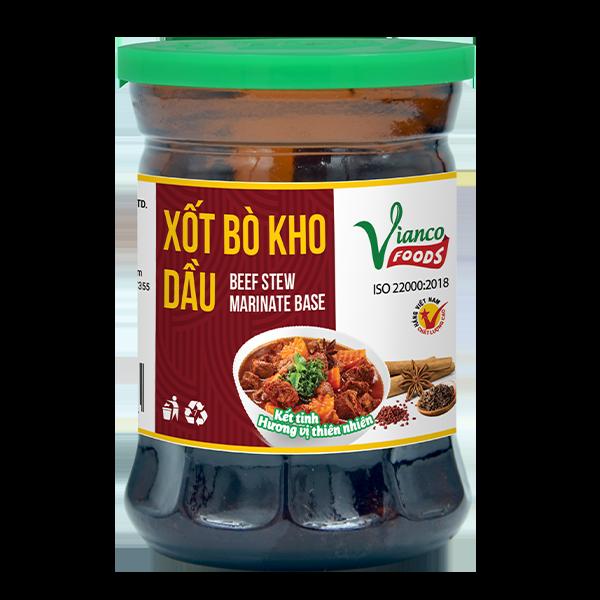 Bò Kho Dầu 50gr