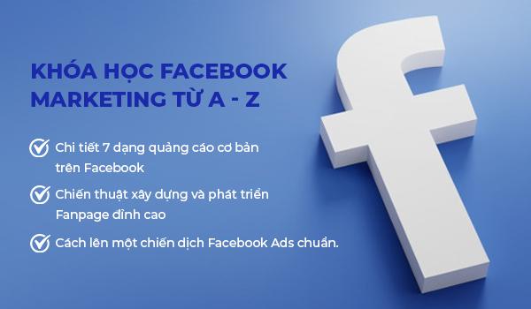 Khoá học Facebook