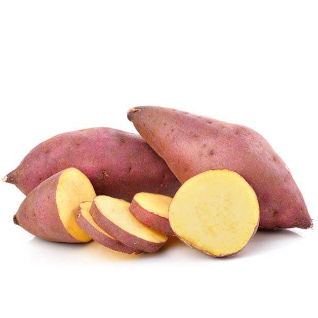 Khoai Lang Nhật Hữu Cơ (Organic Sweet Potato)