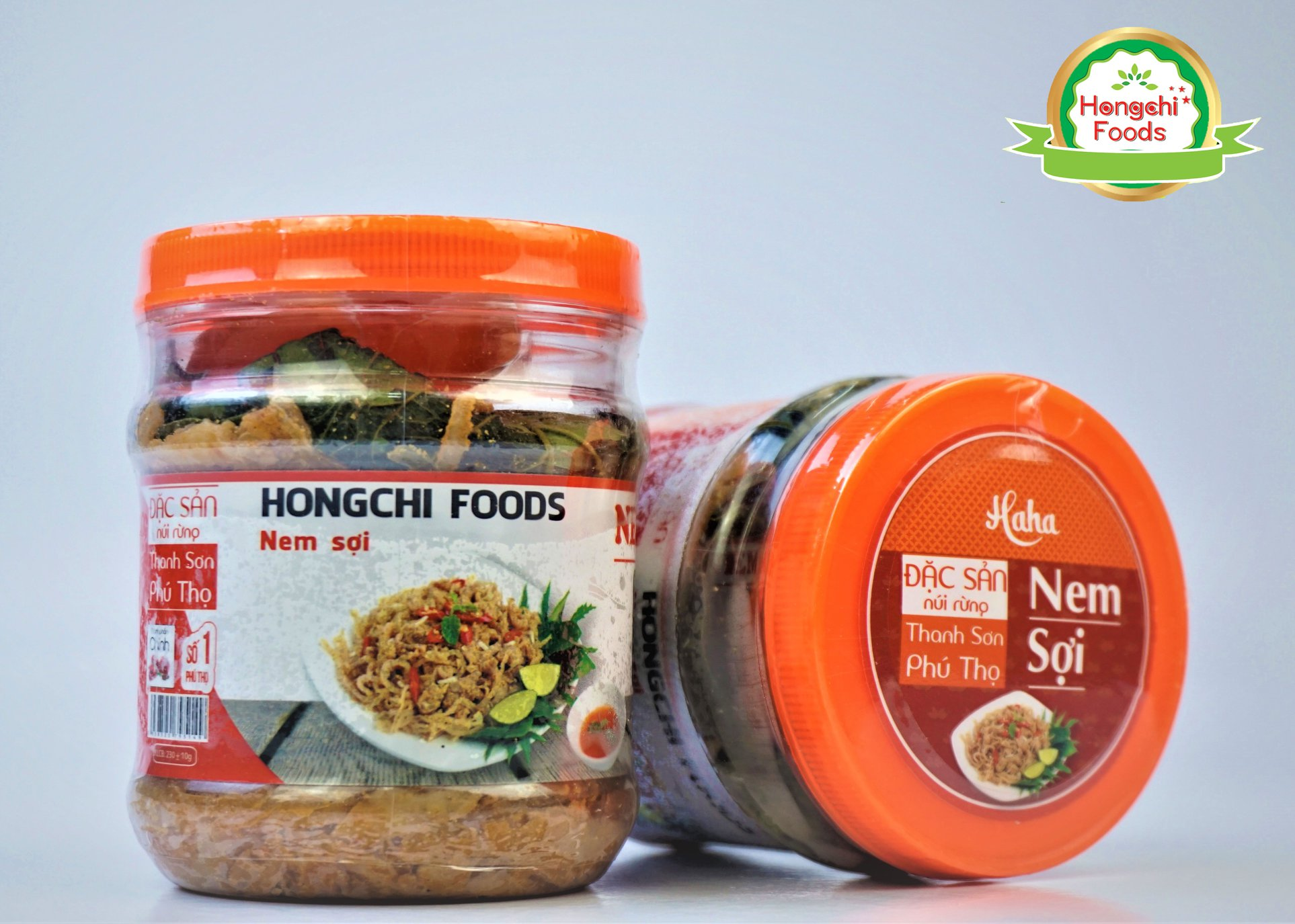 Nem sợi Hồng Chi Foods
