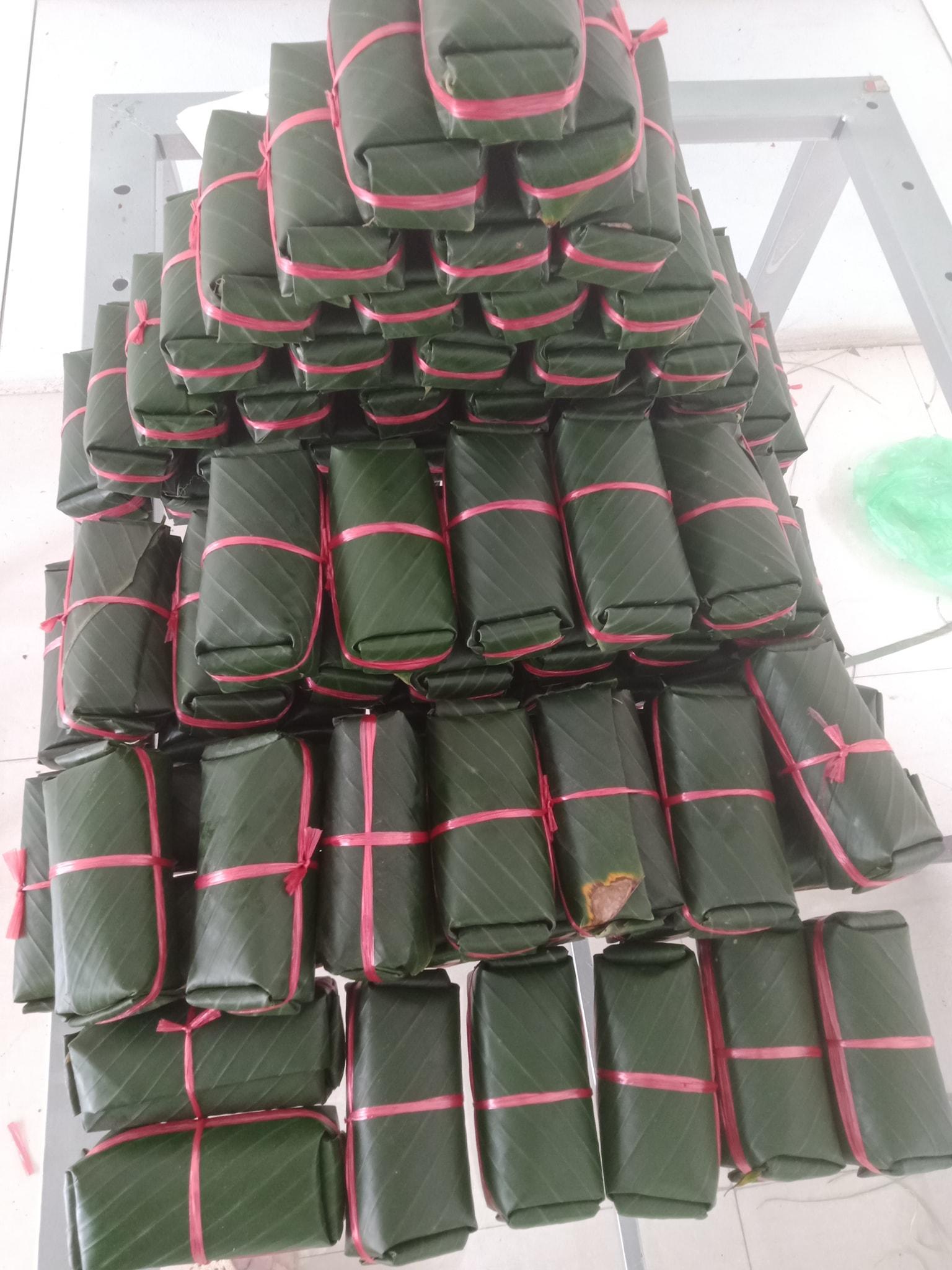 Nem nướng Khôi Loan (Huu Lung grilled spring rolls) - OCOP 3 SAO