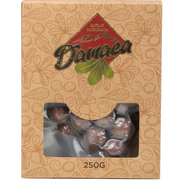 Macca hộp nâu DAMACA 250g