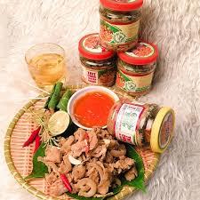 Thịt chua Điệp Đào