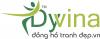Đồng hồ tranh Dyvina