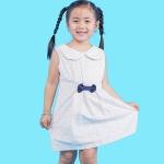 UKID124 - Đầm bé gái