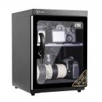 Tủ chống ẩm cao cấp Nikatei NC - 30C viền nhôm mạ bạcSilver (30 lít)