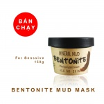 Bùn khoáng Bentonite dành cho da nhạy cảm- MH Bentonite Mud Mask for Sensitive skin