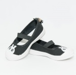 Giày búp bê Hàn Quốc màu đen