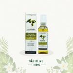 Dầu olive Milaganics100ml