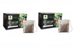 2 hộp trà túi lọc cà gai leo giải độc mát gan sản phẩm tự nhiên 250g