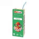 24 hộp sữa hạnh nhân hữu cơ Ecomil 200ml