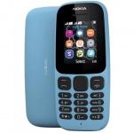 Điện thoại di động Nokia TA-1034 105 2 sim Blue