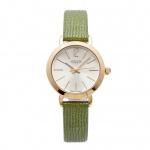 Đồng hồ nữ Julius JA-732 JU970 (xanh rêu)