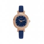 Đồng hồ nữ Julius thanh lịch JA-843 JU1015 (xanh đen)