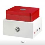 Dock sạc dự phòng đa năng Ego cổng type C (Màu đỏ)