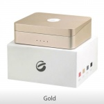 Dock sạc dự phòng đa năng Ego cổng type C (Màu vàng gold)
