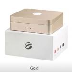 Dock sạc dự phòng đa năng Ego cổng lightning cho iphone (Màu vàng)