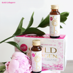 Combo 3 hộp sản phẩm Pure Gold Collagen (50ml x 30 lọ)